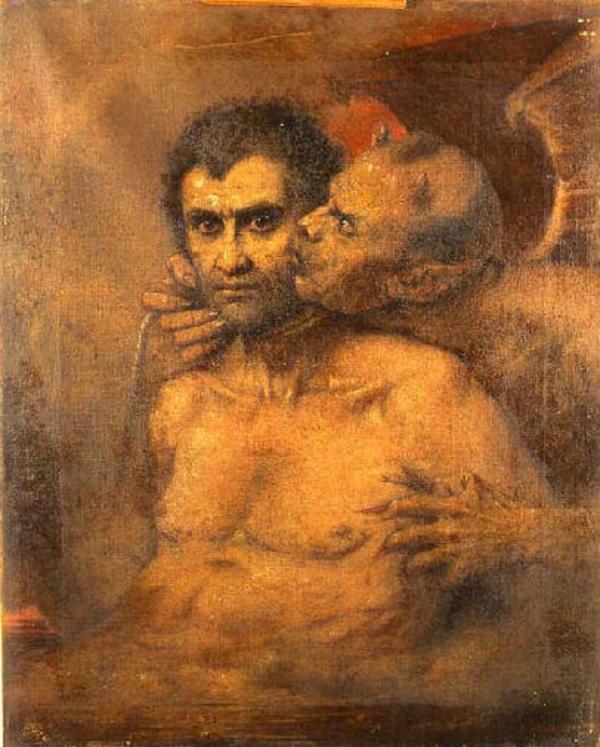Molin Le Baiser rendu Judas et Satan wiki