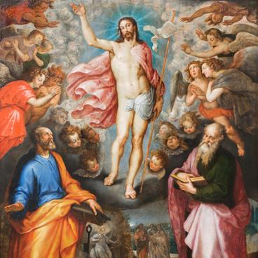 Jesus' genopstandelse
