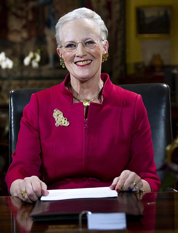 Dronning Margrethe  c  Keld Navntoft 2010  Scanpix