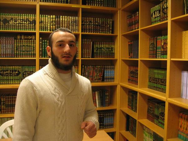 Elyas bibliotek