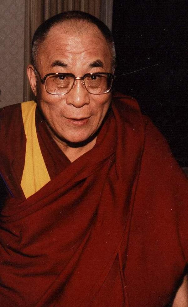 Dalai Lama  c Jamling Tenzing Norgay  2010  01