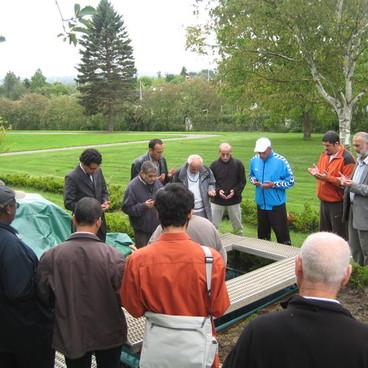 Begravelse i islam