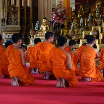 Buddhistisk munkeordination