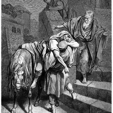 Den barmhjertige samaritaner