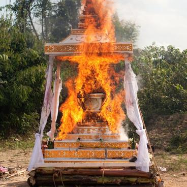 Dødsritualer i buddhismen