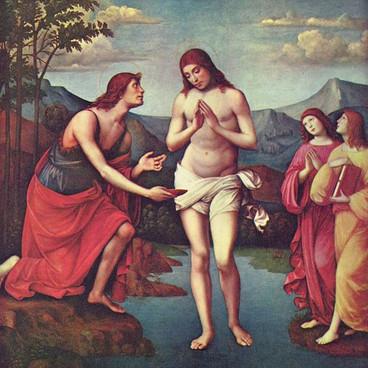 Jesus' dåb