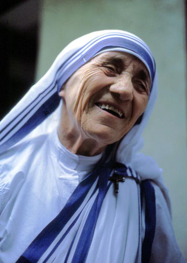 Mutter Teresa von Kalkuttawiki