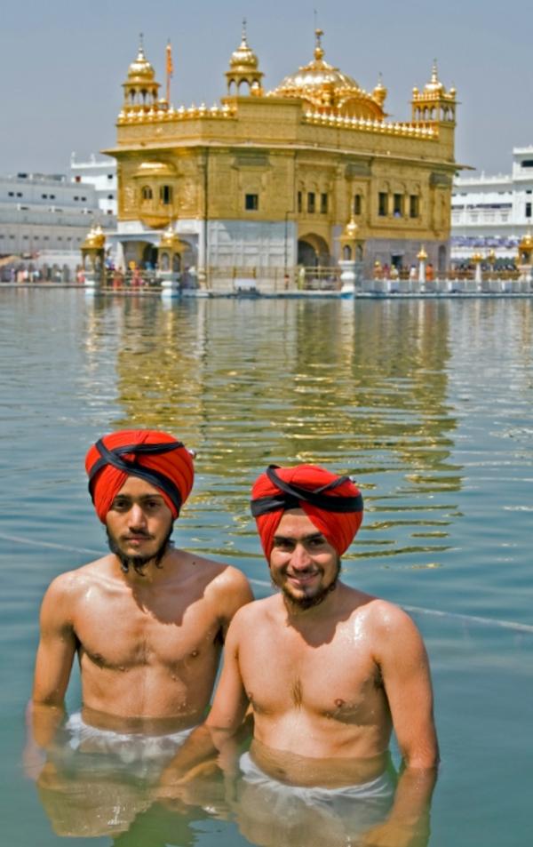 SikherJeremyRichards2011 iSockphoto